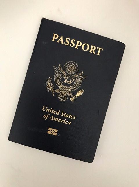 American passport