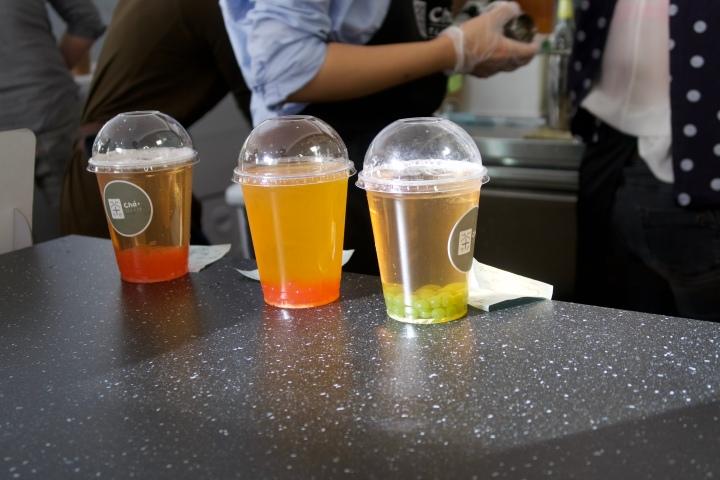 Cha + tea bar orleans france