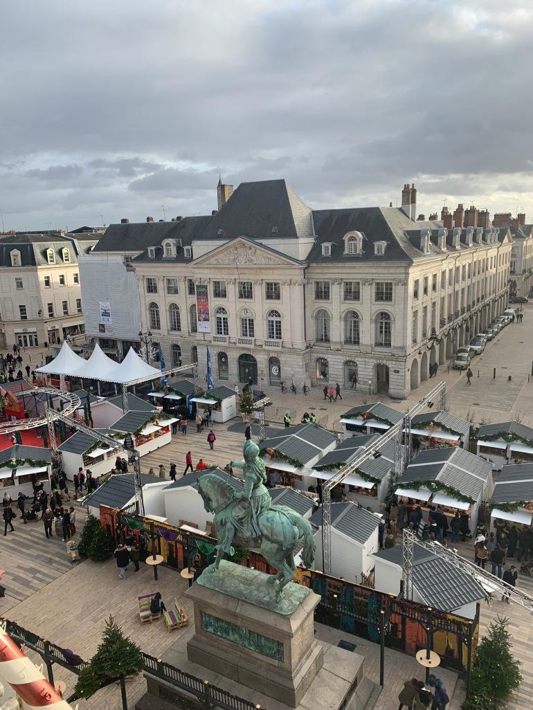 Orleans France- Christmas Market